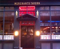 Merchants Tavern, Shoreditch, London