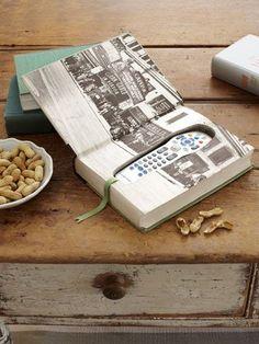 como guardar mando a distancia bonito organizar comedor