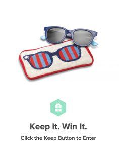 The Keep.com Blog - Major Shade: This Week's Keep It. Win It.