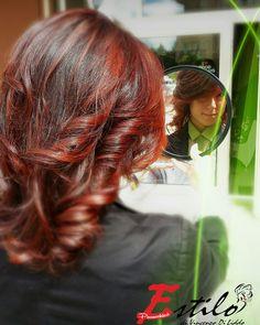 Dream red Estílo