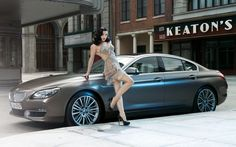 BMW 6 Series Gran Coupe Gets Artsy in New Photos - WOT on Motor Trend