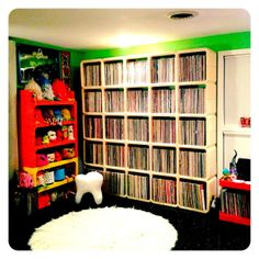 LP's galore