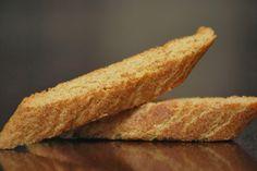 My story in recipes: Cinnamon Sugar Biscotti
