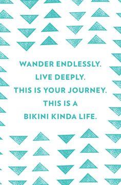 A Bikini Kinda Life Contest