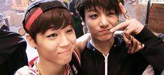 BTS Jimin & JungKook