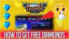 Mobile Legends Hack - How Best cheats to find Diamonds! Miya Mobile Legends, Alucard Mobile Legends, Legend Games, Play Hacks, Mobile Legend Wallpaper, The Legend Of Heroes, App Hack, Android Hacks, Iphone Mobile