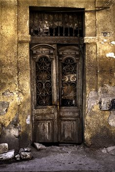 Old Cairo Door