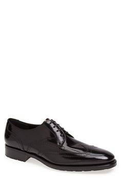 Salvatore Ferragamo Wing Tips