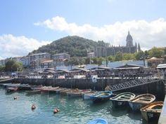 Strange goose-grabbing festival in Basque Country Spain
