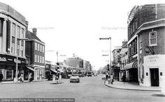 Eltham High Street 1961