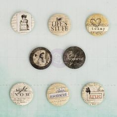 Hey, I found this really awesome Etsy listing at https://www.etsy.com/listing/159362234/prima-everyday-vintage-flair-buttons