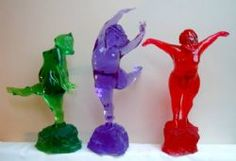 Jane Robbins - Artist Profile | b Gallery These figures are amazing!