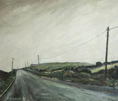 Road to Green Haworth