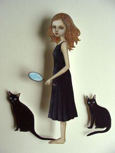 shadows by Maki Hino