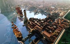 Game of Thrones locations recreated in Minecraft - 17 of 17