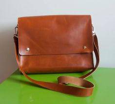 Leather purse for my MacBook