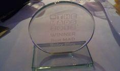 MAD Blog Awards 2013 Best Baby Blog