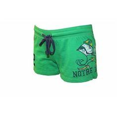 Notre Dame Fighting Irish Women's Mascot Shorts
