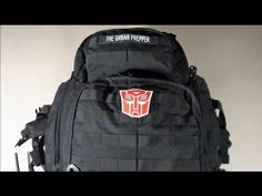Urban Bug Out Bag (Part 1)
