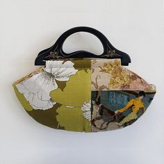 ZStitch, Vintage inspired handmade handbags in Woodstock Retro Fabric, Handmade Handbags, Fabric Bags, Woodstock, Vintage Inspired, Range, Inspiration, Fashion, Handmade Bags