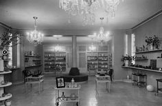 ¿Sabias que en 1941 la principal actividad de Vinçon era la venta al por mayor de porcelana, loza fina y cristalería?