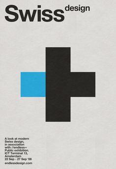 Beautiful Swiss Poster