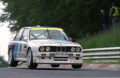 BMW E30 M3 race car - DTM