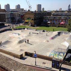 london skateparks - Recherche Google