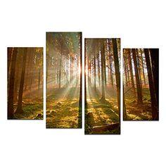 Large size 4 panels Framed Group Canvas Wall Art,Sunshine... https://www.amazon.com/dp/B00N0C40XI/ref=cm_sw_r_pi_dp_x_rL3Gyb62R6W1T