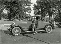 Paige Landau 8-85 Coupe 1927