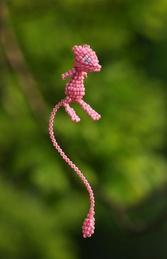 Mew | Community Post: Seed Bead Pokémon