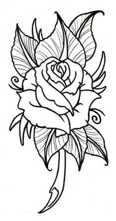 20+ Rose Tattoo Designs Printable ideas   rose tattoo design, rose tattoo, tattoo designs