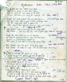 Eton Rifles lyrics