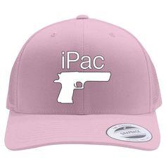 IPac Retro Trucker Hat
