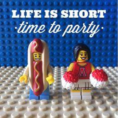 ZIRIPITI: Life is Short  Lego