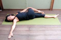 yoga spine sciatica exercise