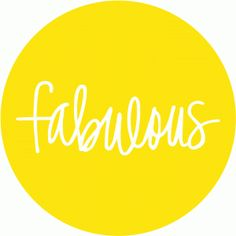 Silhouette Online Store: fabulous circle