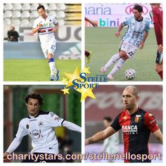 Le maglie di Masiello, Yoshida, Vignali e Paolucci all'asta su #CharityStars per sostenere la Gigi Ghirotti Onlus.