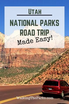 Here's your guide to seeing Zion National Park, Bryce Canyon National Park, Capitol Reef National Park, Arches National Park and Canyonlands National Park. This is the ultimate Utah National Parks Bucket list all in one great big Utah Road Trip! Colorado National Parks, Capitol Reef National Park, Us National Parks, Utah Vacation, Utah Camping, Utah Adventures, Canyonlands National Park, Road Trip Hacks, Bryce Canyon
