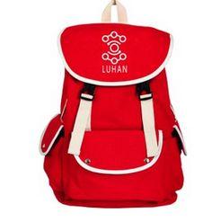 KPOP  EXO-M LUHAN multifunctional backpack