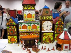 SPOON: Gingerbread House Competition #gingerbreadhouse