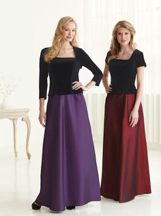 Beautiful Taffeta skirts in Blue, Red, or Purple for $39!!! WOMEN'S FORMAL