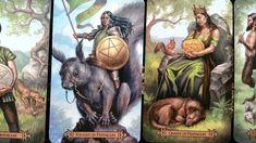 The Modern Spellcaster's Tarot by Melanie Marquis and Scott Murphy – benebell wen Wiccan, Magick, Witchcraft, Pagan, Free Swag, Beltane, Marquis, Deck Design, Tarot Decks