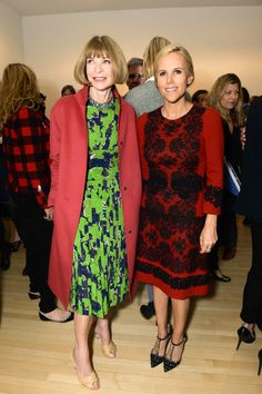 Anna Wintour, Tory Burch