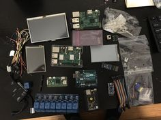 Well now that Christmas is over (freeing up another one of my spare #raspberrypi ) and my new #raspberrypizero #pizero  coming in the mail today. I am in quite the predicament. What next? I have a media center I have an AirPlay speaker I have a retro gaming system. What else am I missing? Maybe now is the time to start playing with #iot . Possibly sell a couple things and get my hands on #alexa aka #amazonecho ? What are your thoughts?