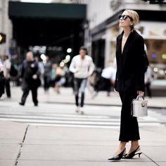 Damsel in Dior | Power Dressing