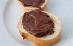 homemade nutella #nutella