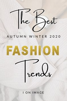 I have selected the best AW20 fashion trends that work when working from home, give you comfort and stand the test of time. One-season fashion affairs are so last season. Following the latest fashion from home made easy by your virtual personal stylist! #fashiontrends #fallfashion #autumnfashion #whattowear #styleinspiration 2020 Fashion Trends, Personal Stylist, Fashion Stylist, Make It Simple, Latest Fashion, What To Wear, Cool Style, Autumn Fashion, Stylists