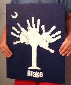 Fun craft to do with kids