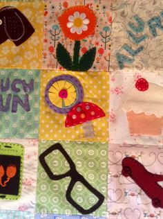 Finished quilt 2015